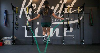 corde à sauter pour brûler 1000 calories par jour